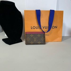 Louis Vuitton Card Holder Wallet